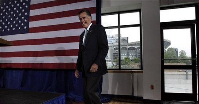 THE RACE: Obama and Romney making dueling visits