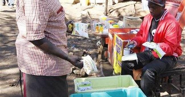 Got milk? Dairy in Kenya scarce after drought