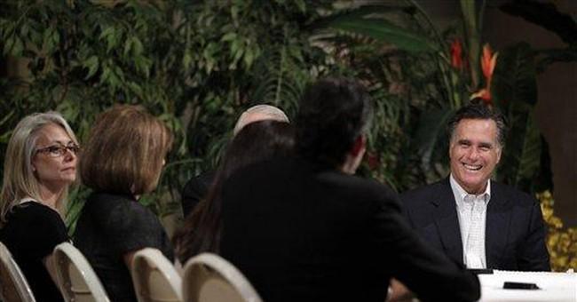 Romney woos Hispanics, says Obama has failed them