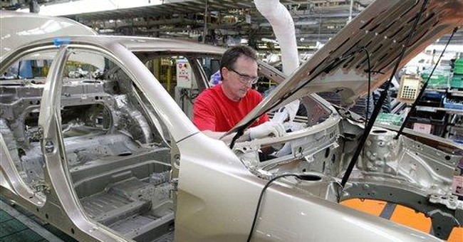 Crises make automakers rethink lean parts supplies