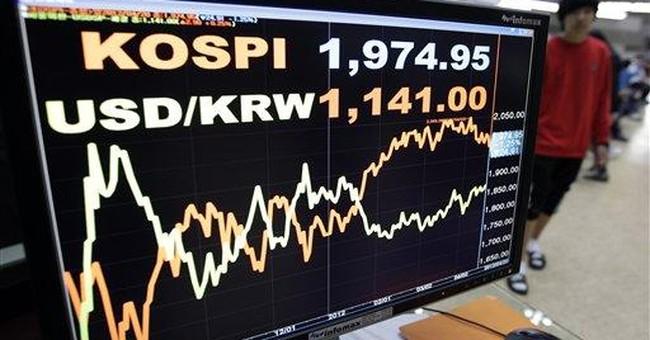 SKorea's biggest stock mover: its next president