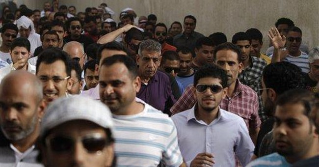 Bahrain protesters swell ahead of F1 weekend