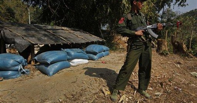 Myanmar activists say go slow on easing sanctions