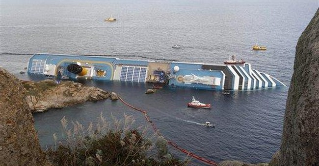 Costa Concordia to be salvaged in 1 piece