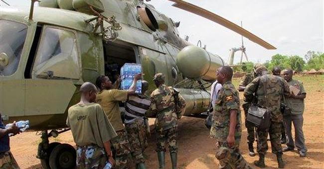 Uganda Kony-hunting soldiers face jungle threats