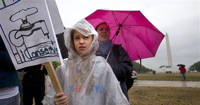 AP Photos: Earth Day observed around the world