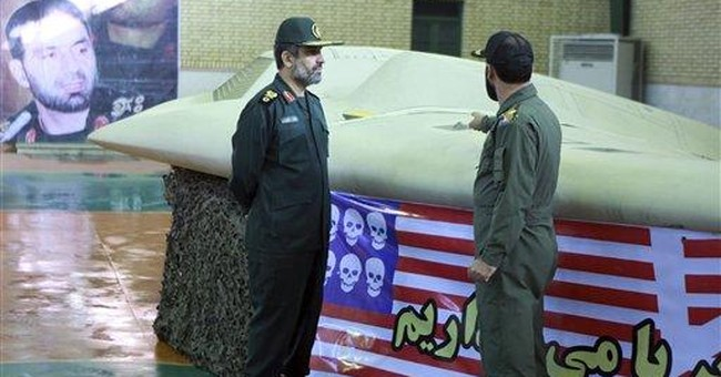 Iran says it recovered data from captured US drone