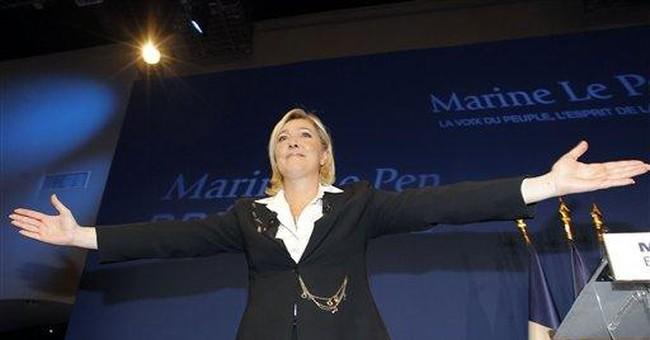 French far-right soars in presidential vote