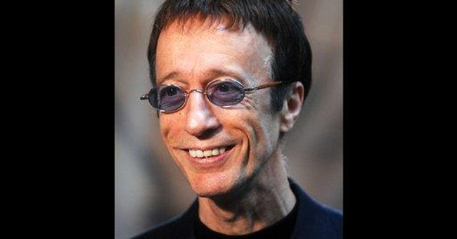 Son: Robin Gibb beat the odds in waking from coma