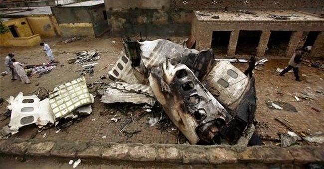 Pakistan orders new plane inspection after crash