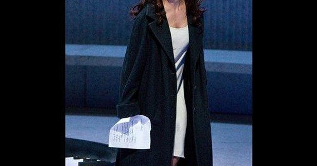 Dessay bows out of Met `Traviata' in mid-opera
