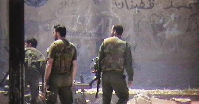 Syria hotspot enjoys lull with UN monitors present
