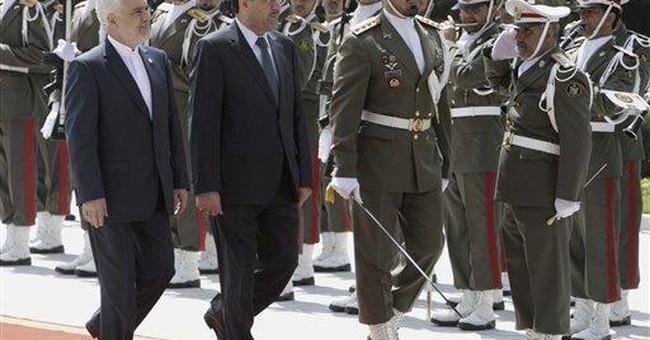 Iraqi premier starts talks in Iran