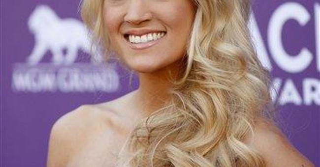 Underwood, Miranda Lambert lead CMT nominations