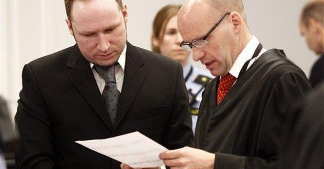 Trial sharpens focus on Breivik's mental state