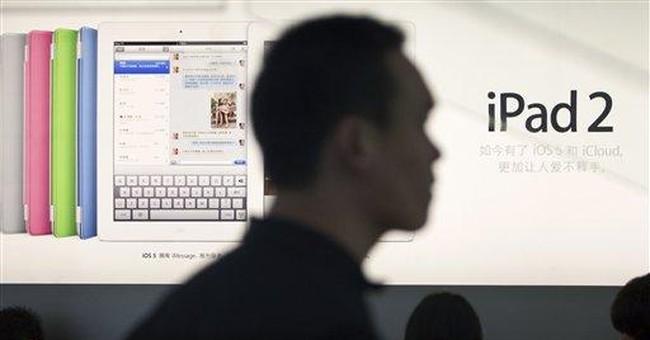 Chinese court seeking to mediate iPad dispute