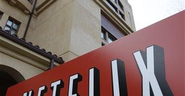 Netflix's 1Q tops forecasts, stock still plummets