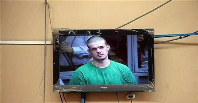 Peru studies US request to extradite Van der Sloot