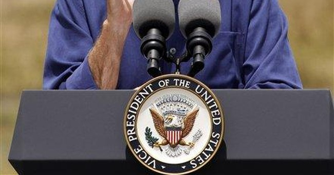 Biden links Romney foreign policy to Bush's views