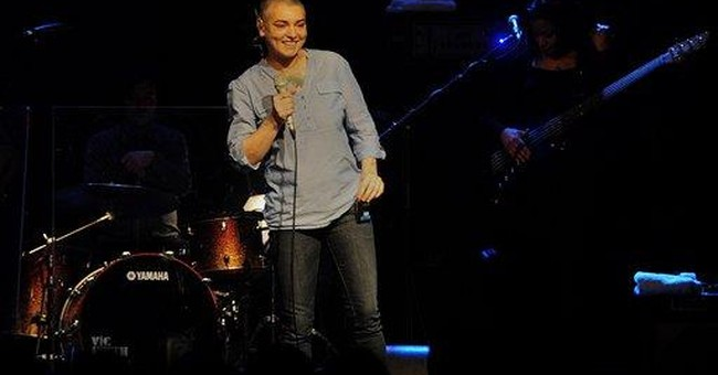 Sinead O'Connor cancels tour, says she is 'unwell'