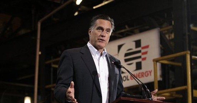 SPIN METER: Romney roadmap leaves voters guessing