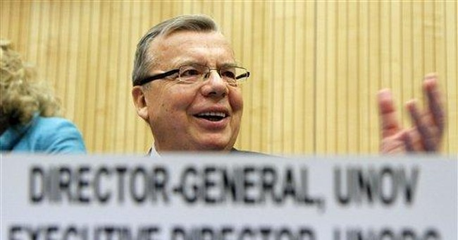 UN: Crime generates trillions of dollars each year