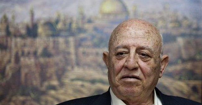 AP Interview: Palestinian doubts 2-state solution
