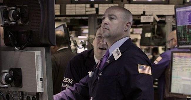US stocks slide on economic tremors from Europe