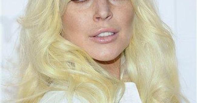 Lindsay Lohan to play Liz Taylor in Lifetime film