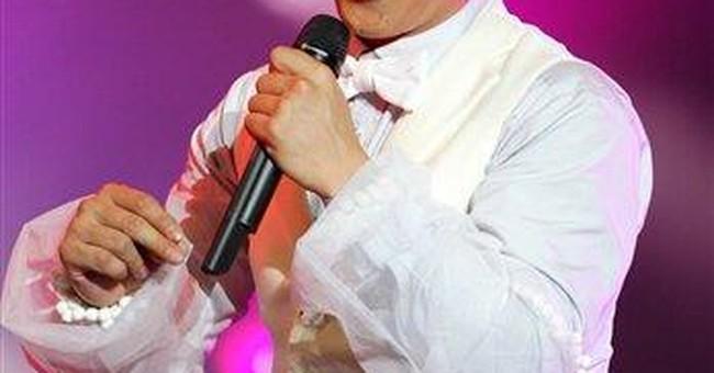Hong Kong pop star Eason Chan sells out in London