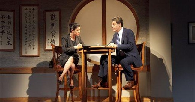 Filmmaker acquires rights to 'Chinglish'