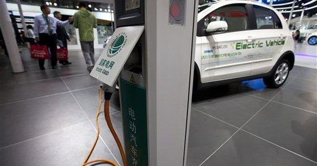 China's dream of electric car leadership elusive