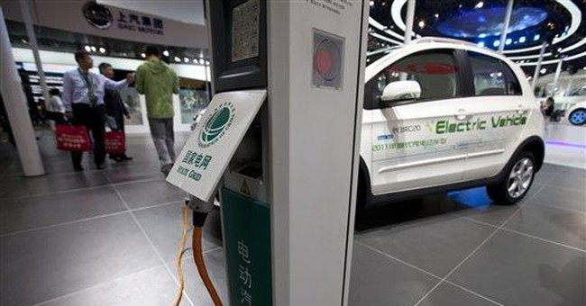 China's dream of electric car leadership elusive