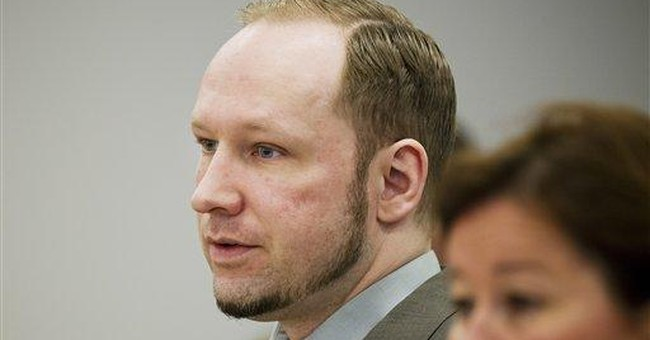 Breivik hears witnesses recall turmoil after blast