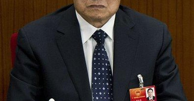 China leader under scrutiny shows still in control