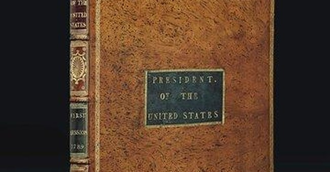 1789 Acts of Congress to be auctioned in NYC