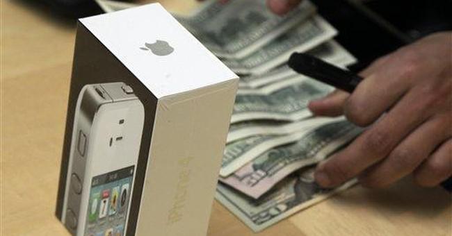 Apple trumps expectations, sells 35M iPhones in 2Q