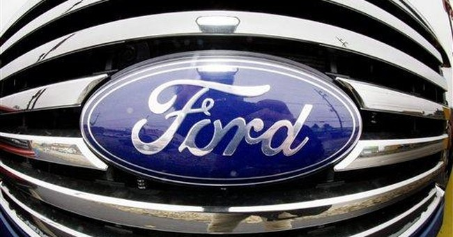 Blue oval could soon belong to Ford again