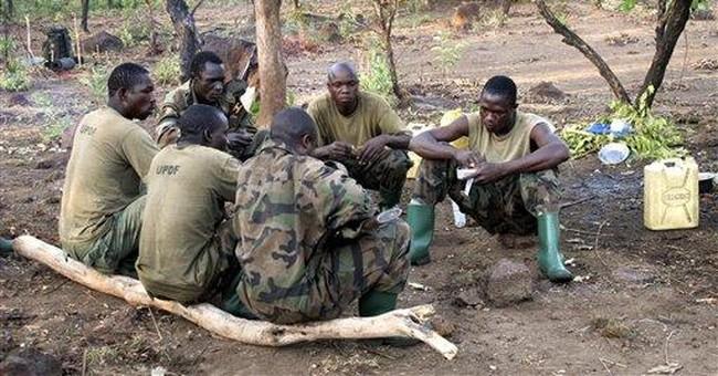 Boredom, discontent set in among Kony hunters
