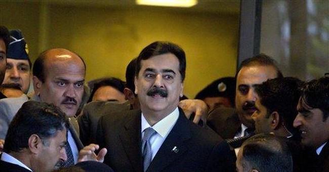 Pakistan's top court to deliver verdict in PM case
