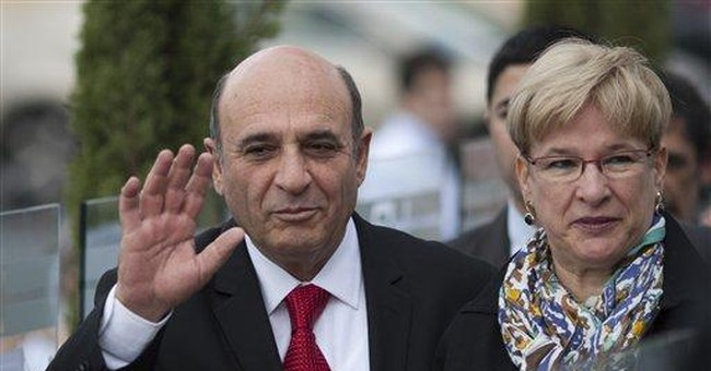 Israeli opposition chief fears binational state
