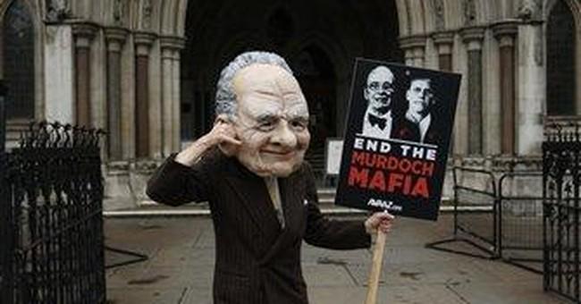Murdoch testimony spotlights UK Olympics minister