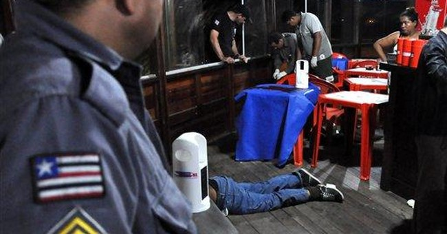 Gunman kills reporter in northeastern Brazil