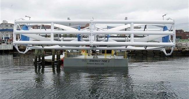 Maine regulators pave way for US tidal power