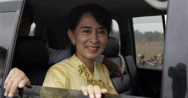 Myanmar exiles urge US to seek more reforms