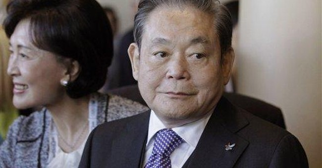 Samsung family in public spat over inheritance