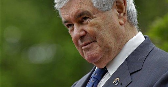 Gingrich to stay through this week's stops in NC