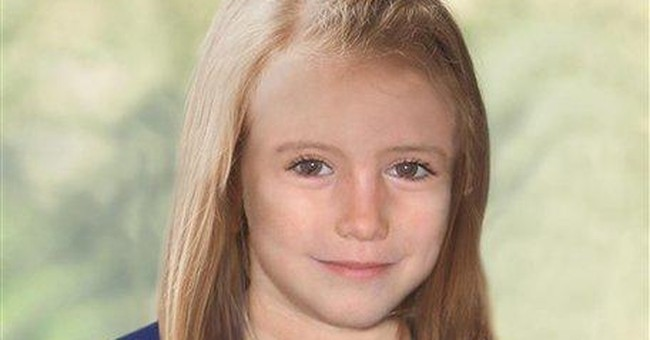 UK police: Missing girl Madeleine may be alive