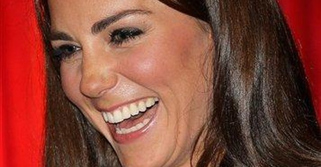 Wills, Kate attend 'African Cats' London premiere