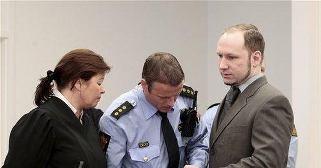 Breivik: Insane diagnosis based on 'fabrications'